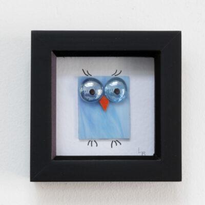 Twit-Twoo blue owl