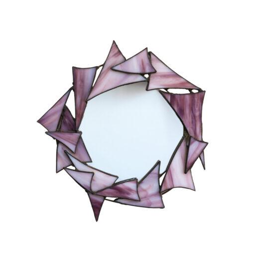 Serendipity pink mirror