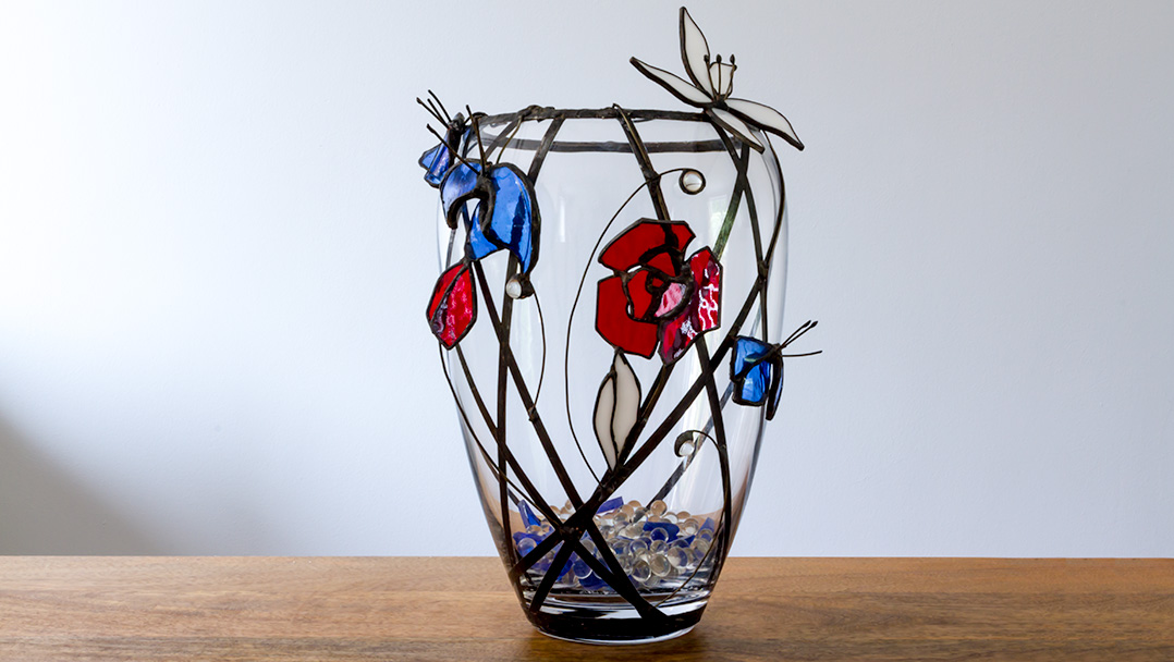 Anniversary Vase