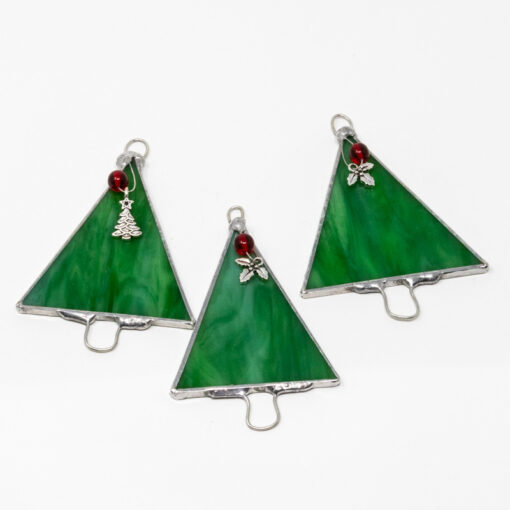 Christmas decoration green tree