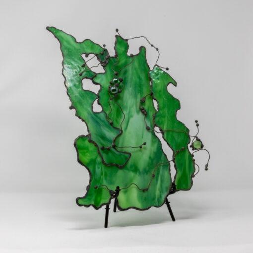 Emerald panel