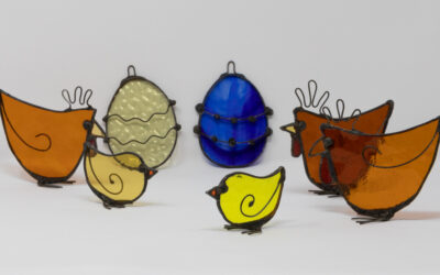 New handmade gifts: Which came first? Chicks, chickens or eggs?