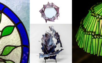 Don't move, improve – with stained glass