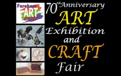 Fareham Art Group 70th Anniversary Art & Craft Fair